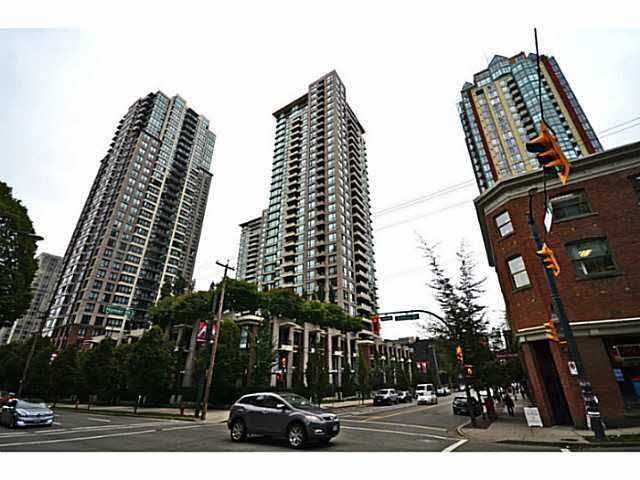Main Photo: 1610 928 HOMER STREET in : Yaletown Condo for sale : MLS®# V1031291