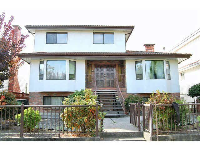 Main Photo: 2322 E 38TH AVENUE in : Collingwood VE House for sale : MLS®# V995886