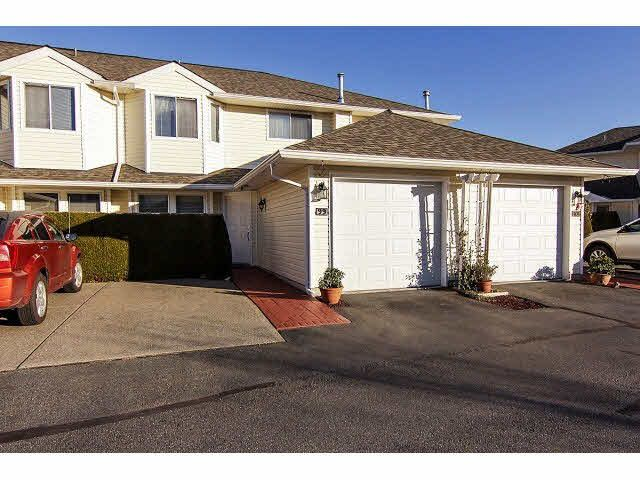 Main Photo: 99 21928 48TH AVENUE in : Murrayville Townhouse for sale : MLS®# F1402545
