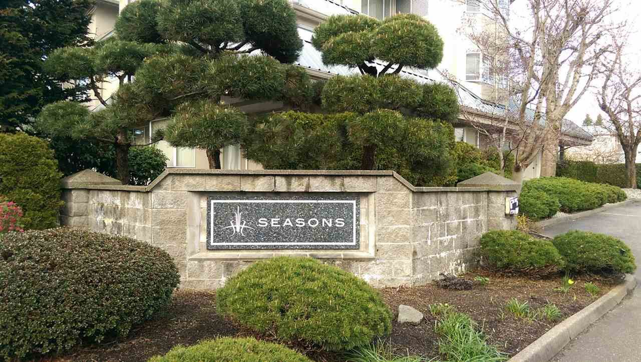 "Main Photo: 111 2700 MCCALLUM Road in Abbotsford: Central Abbotsford Condo for sale in ""The Seasons"" : MLS®# R2155946"