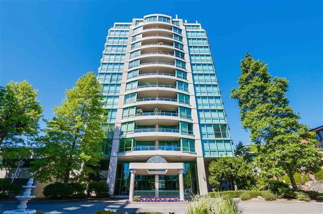 "Main Photo: 510 8871 LANSDOWNE Road in Richmond: Brighouse Condo for sale in ""Centre Pointe"" : MLS®# R2157190"