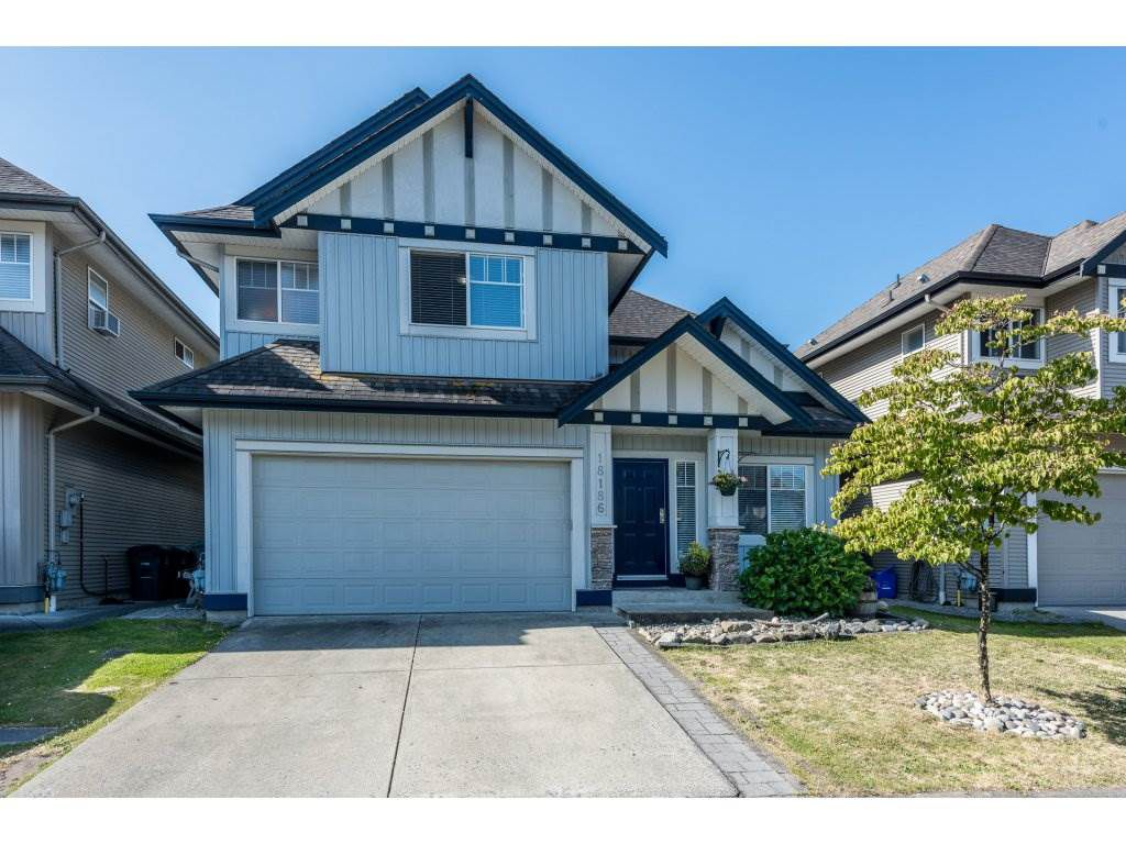 """Main Photo: 18186 66A Avenue in Surrey: Cloverdale BC House for sale in """"The Vineyards"""" (Cloverdale)  : MLS®# R2186469"""