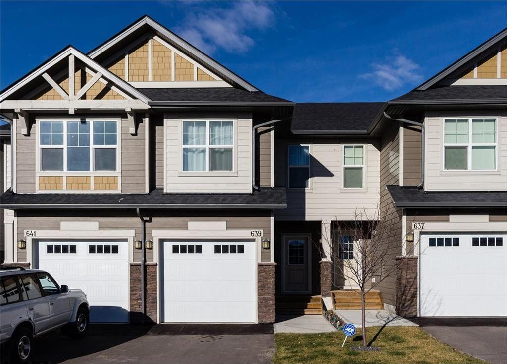 Main Photo: 639 101 SUNSET Drive: Cochrane House for sale : MLS®# C4143870