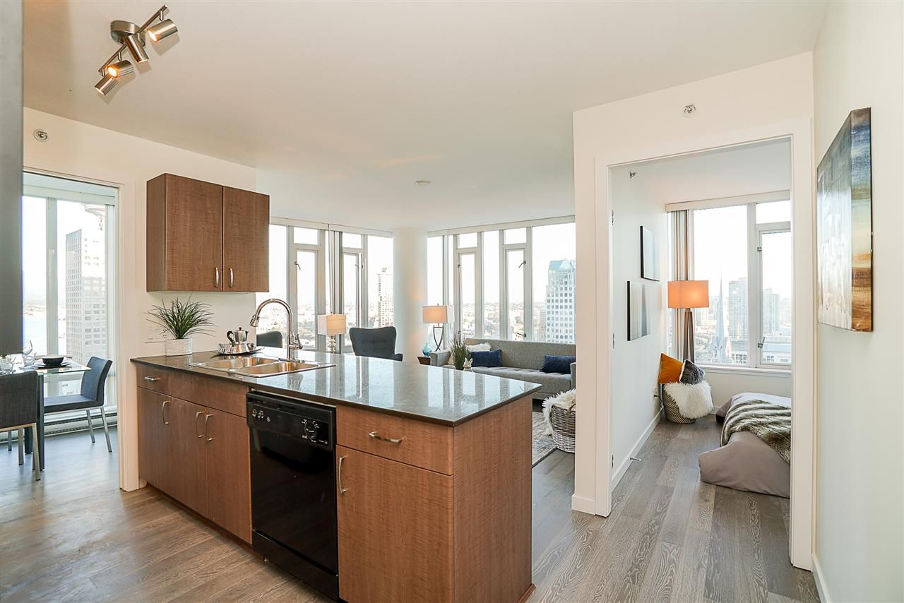 """Main Photo: 1810 610 GRANVILLE Street in Vancouver: Downtown VW Condo for sale in """"The Hudson"""" (Vancouver West)  : MLS®# R2227120"""