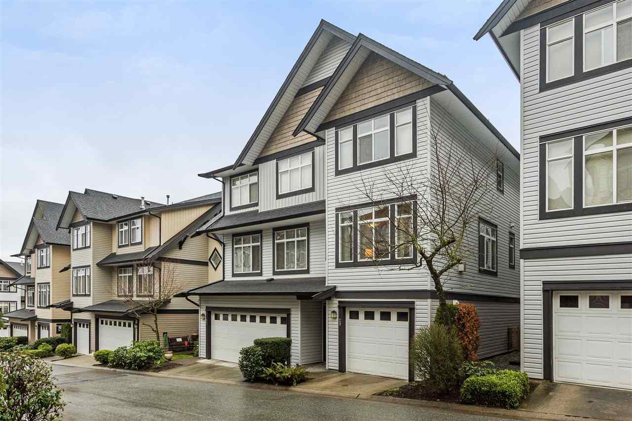 """Main Photo: 29 19932 70 Avenue in Langley: Willoughby Heights Townhouse for sale in """"Summerwood"""" : MLS®# R2246417"""