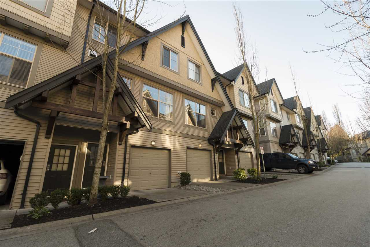 "Main Photo: 82 15152 62A Avenue in Surrey: Sullivan Station Townhouse for sale in ""Uplands"" : MLS®# R2247833"