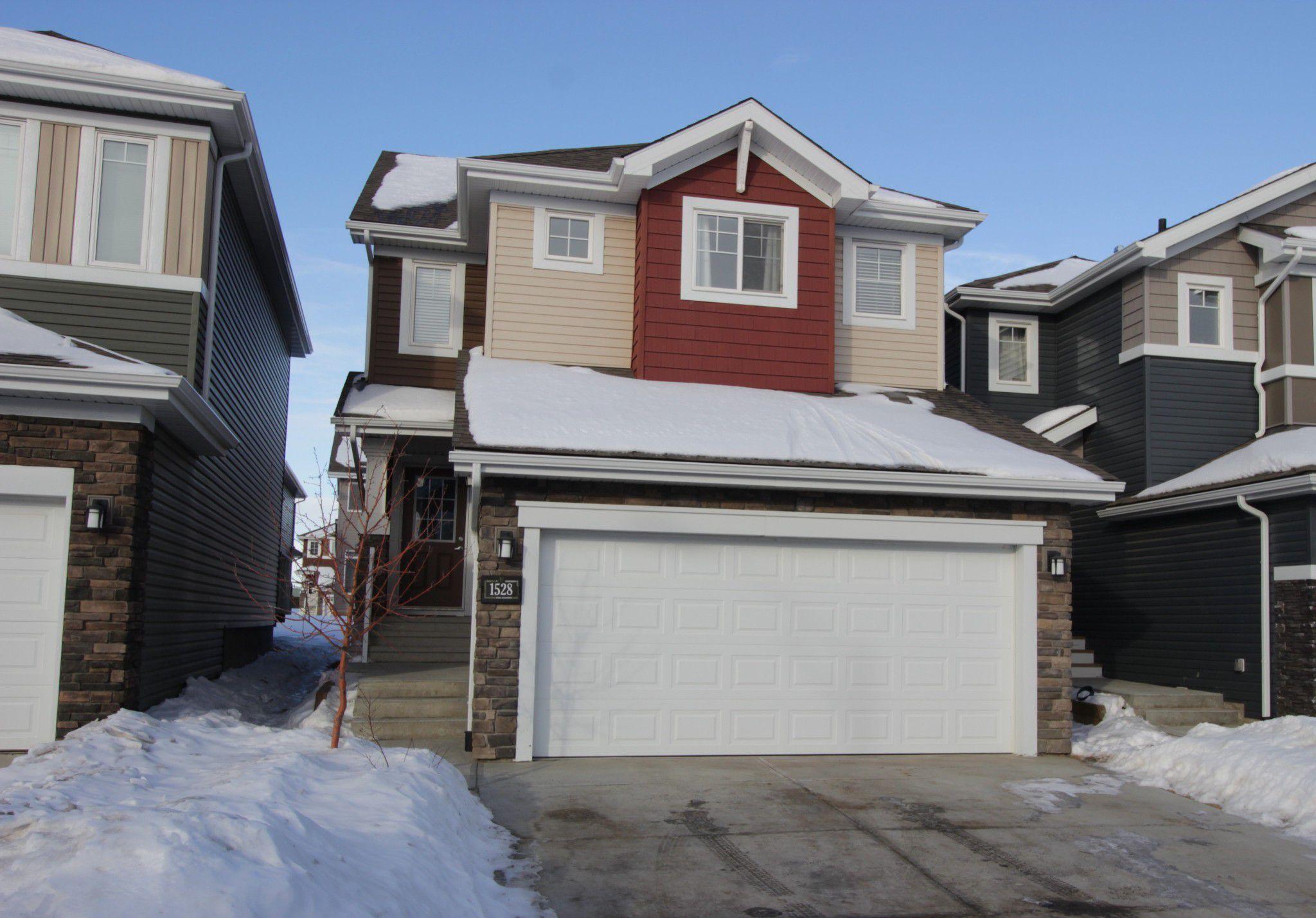 Main Photo: 1528 167 Street SW in Edmonton: House for sale