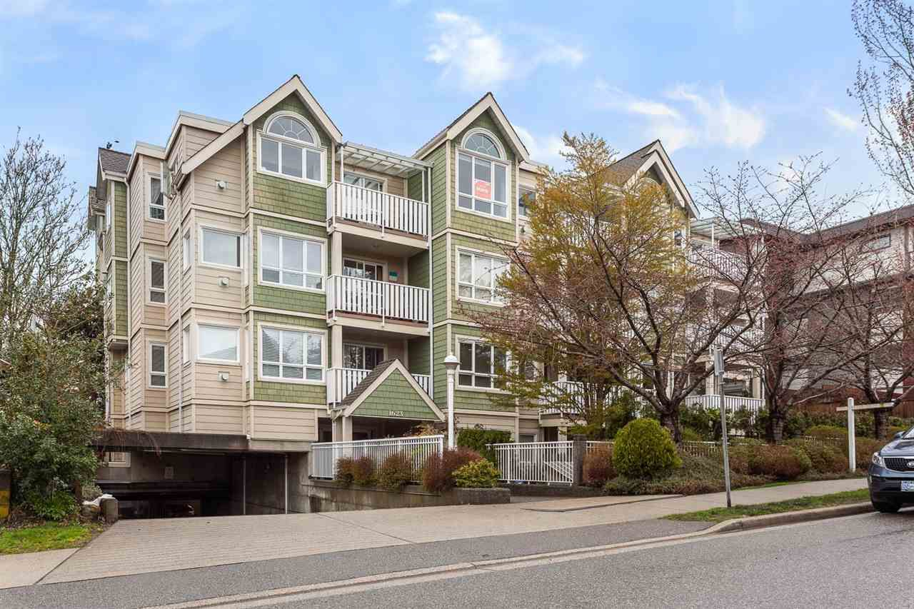 "Main Photo: 204 1623 E 2ND Avenue in Vancouver: Grandview VE Condo for sale in ""GRANDVIEW MANOR"" (Vancouver East)  : MLS®# R2270198"