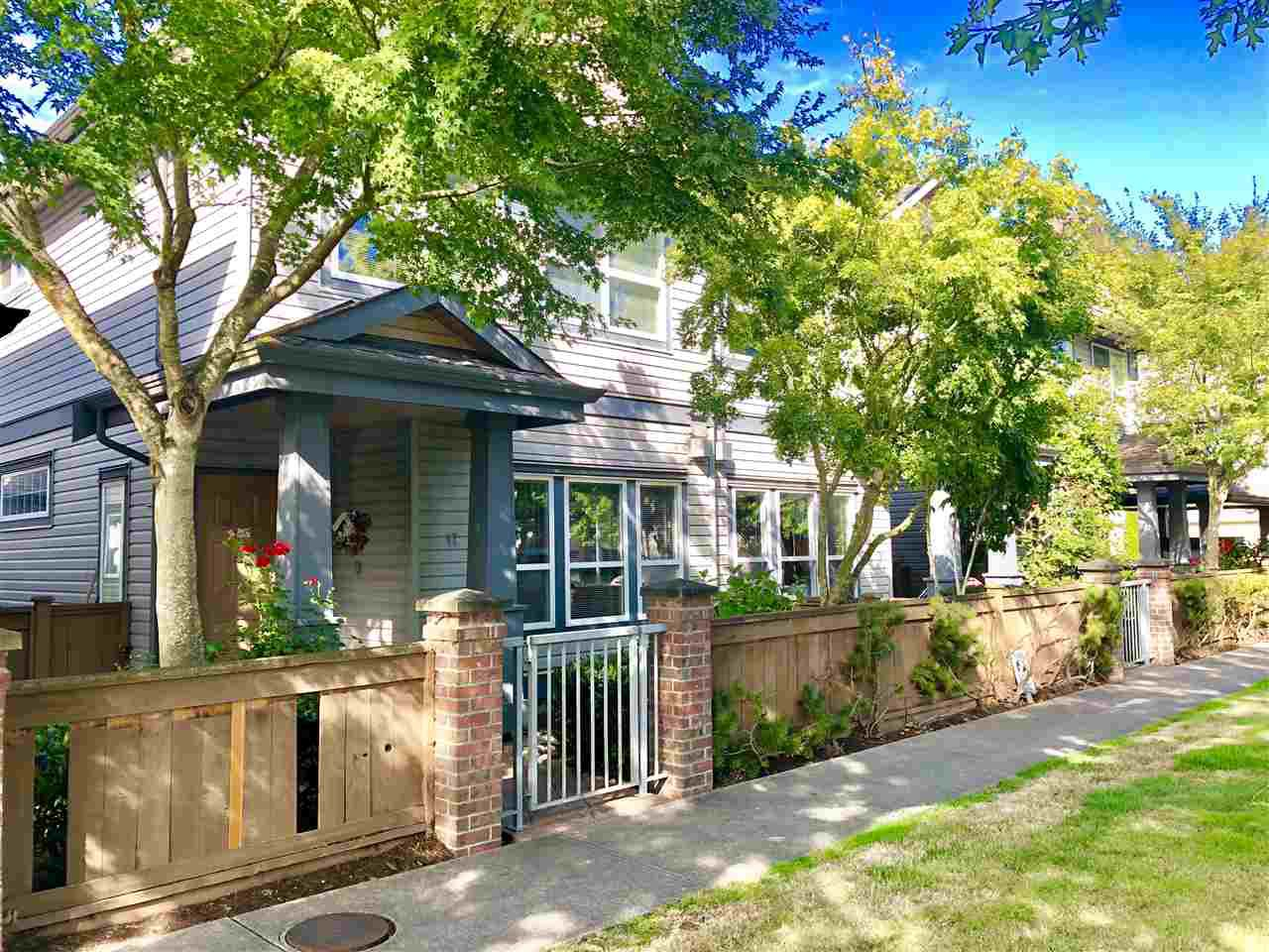 "Main Photo: 17 6777 LIVINGSTONE Place in Richmond: Granville Townhouse for sale in ""HARVARD VILLAS"" : MLS®# R2301528"