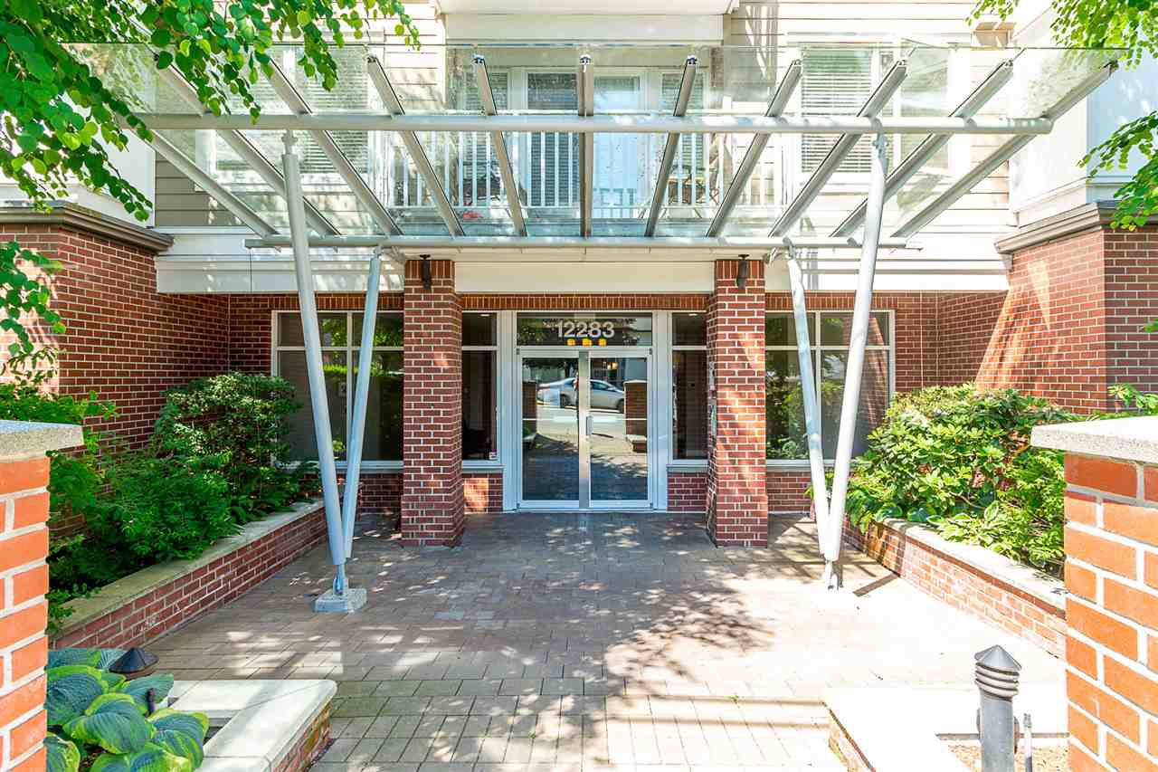 "Main Photo: 414 12283 224TH Street in Maple Ridge: East Central Condo for sale in ""THE MAXX"" : MLS®# R2309485"