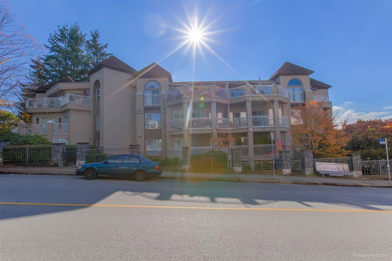 "Main Photo: 404 1128 SIXTH Avenue in New Westminster: Uptown NW Condo for sale in ""KINGSGATE"" : MLS®# R2313834"