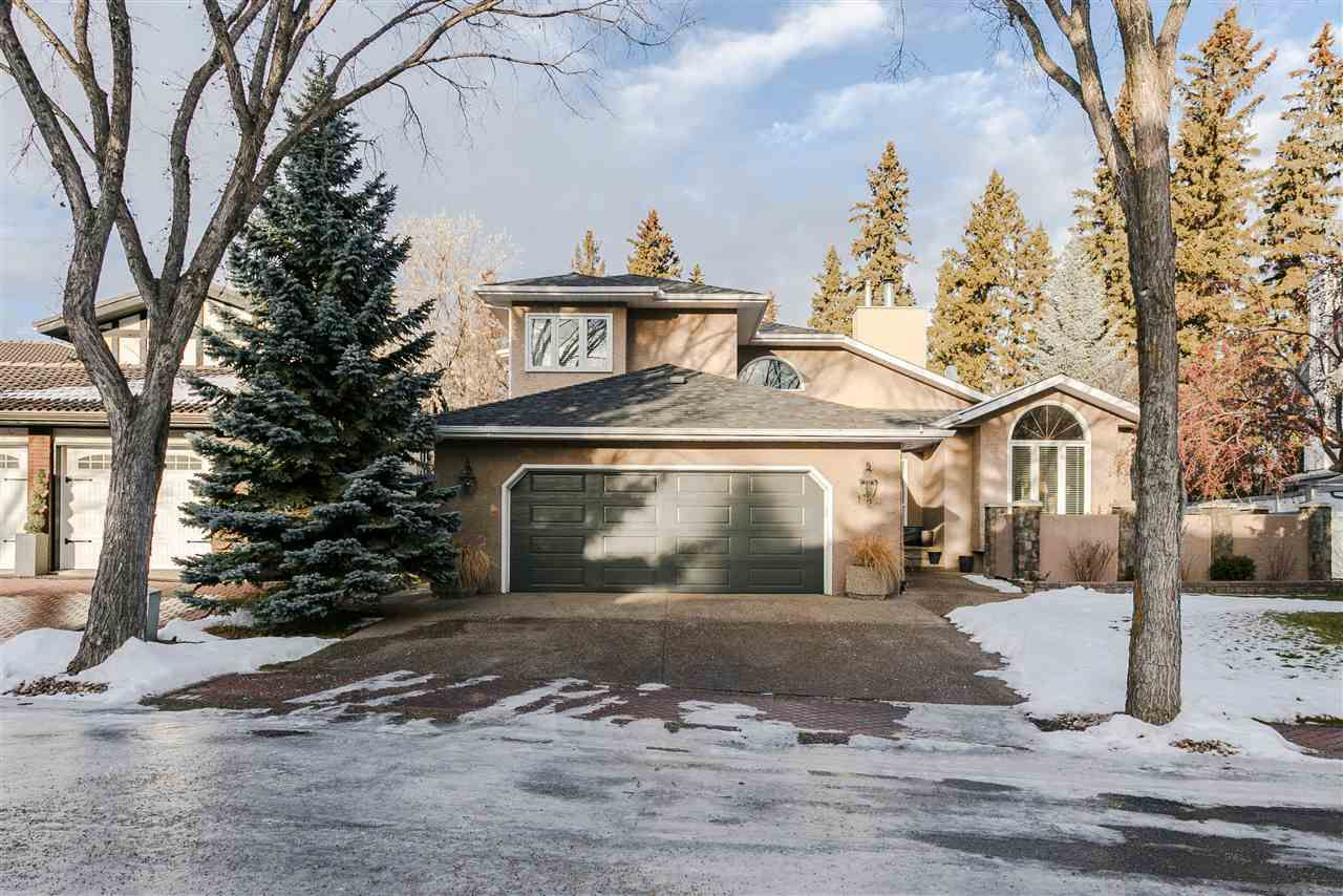 Main Photo: 12 West Point Wynd in Edmonton: Zone 22 House for sale : MLS®# E4137177