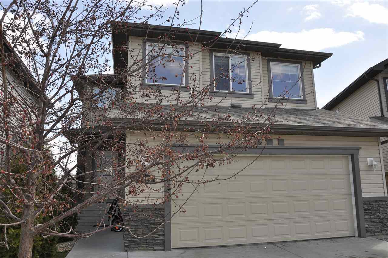 Main Photo: 1429 HAYS Way in Edmonton: Zone 58 House for sale : MLS®# E4155473