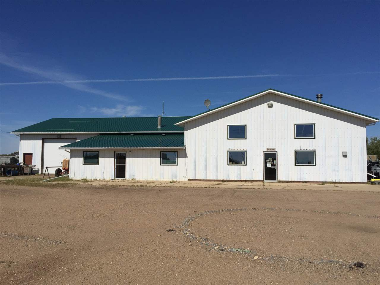 Main Photo: 60002 Range Road 252: Rural Westlock County Industrial for sale : MLS®# E4159031