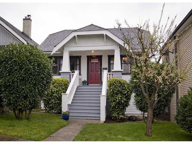 """Main Photo: 3630 OXFORD Street in Vancouver: Hastings East House for sale in """"Vancouver Heights"""" (Vancouver East)  : MLS®# V879069"""