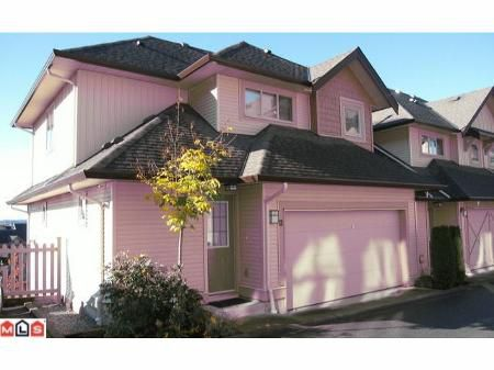 Main Photo: # 11 20350 68TH AV in Langley: House for sale (Willoughby Heights)  : MLS®# F1027506