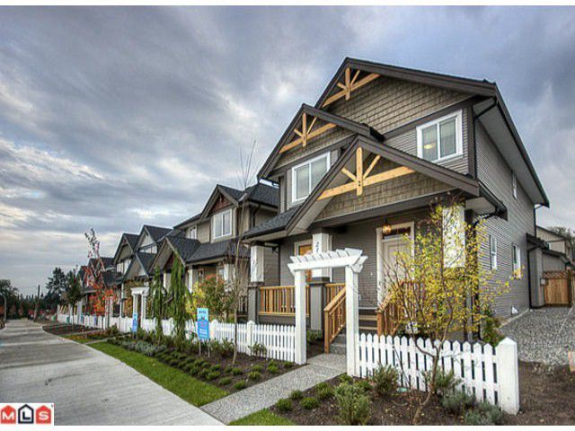 """Main Photo: 21157 79A AV in Langley: Willoughby Heights House for sale in """"Yorkson South"""" : MLS®# F1117391"""