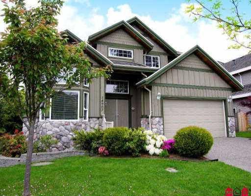 Main Photo: 14907 23RD AV in White Rock: Sunnyside Park Surrey House for sale (South Surrey White Rock)  : MLS®# F2610417
