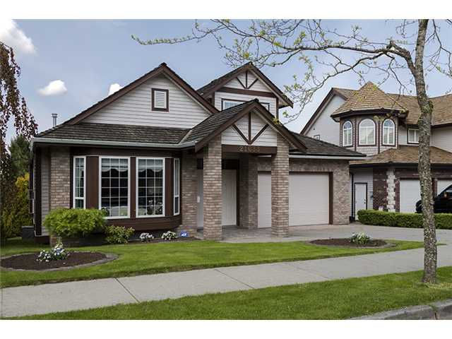 """Main Photo: 21633 MONAHAN Court in Langley: Murrayville House for sale in """"MURRAYS CORNER"""" : MLS®# F1411605"""