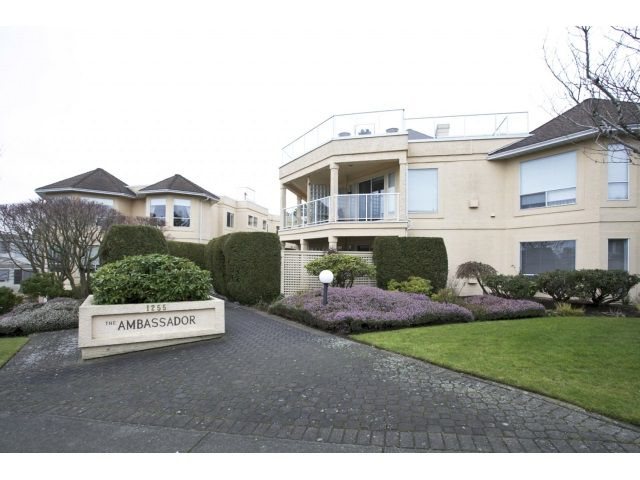 "Main Photo: 201 1255 BEST Street: White Rock Condo for sale in ""The Ambassador"" (South Surrey White Rock)  : MLS®# R2025902"