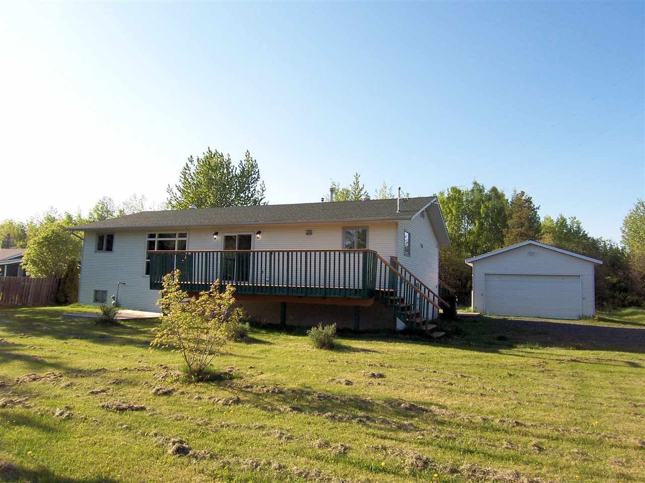 "Main Photo: 7738 GISCOME Road in Prince George: North Blackburn House for sale in ""BLACKBURN/GISCOME RD"" (PG City South East (Zone 75))  : MLS®# R2069180"