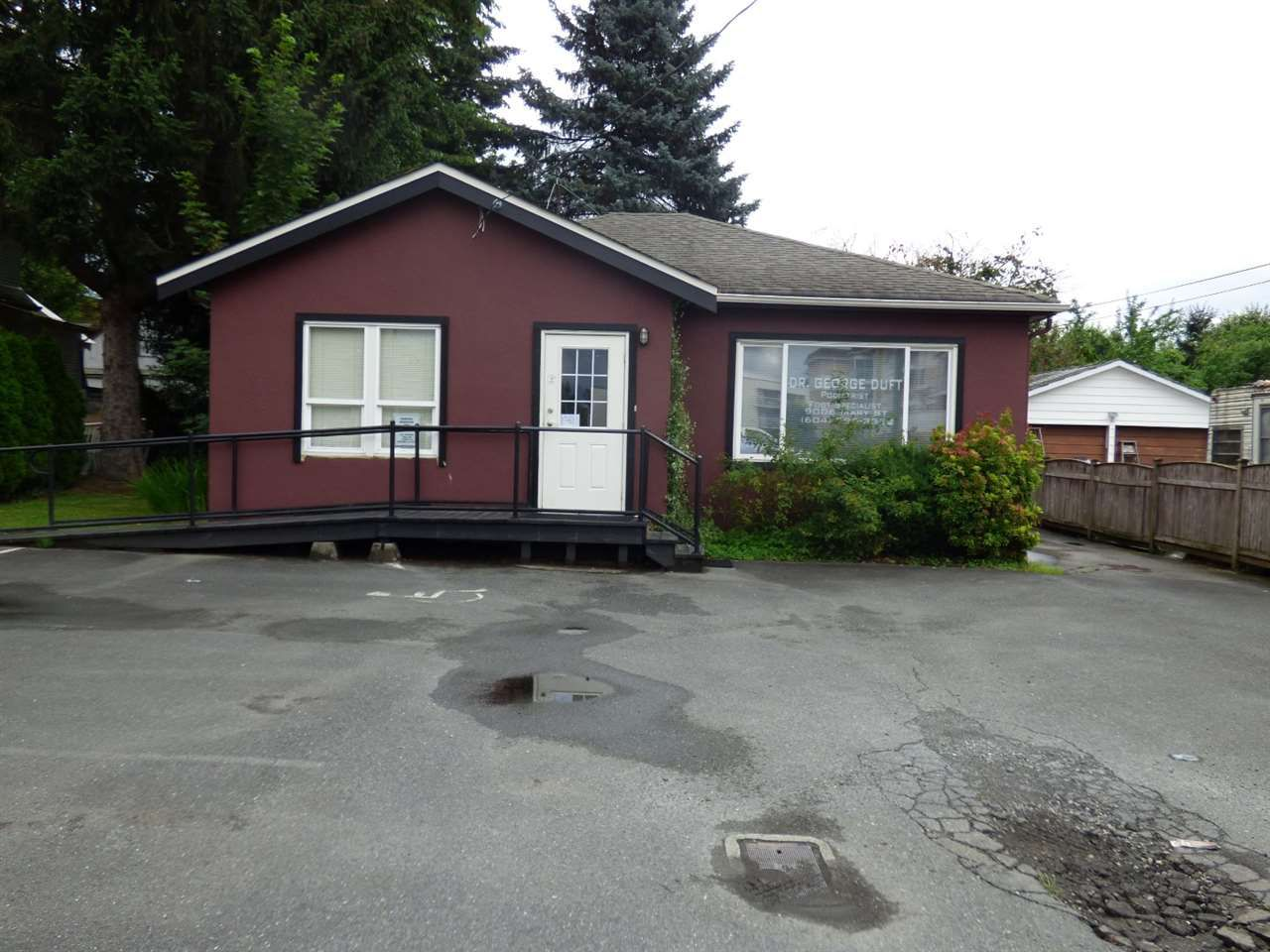 Main Photo: 9006 MARY Street in Chilliwack: Chilliwack W Young-Well Office for sale : MLS®# C8007010
