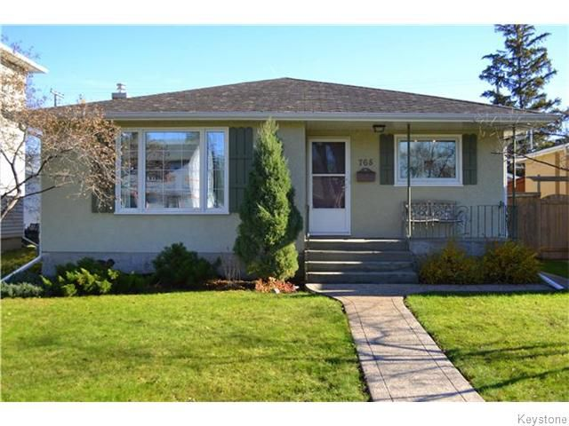 Main Photo: 768 Waterloo Street in Winnipeg: River Heights South Residential for sale (1D)  : MLS®# 1628613