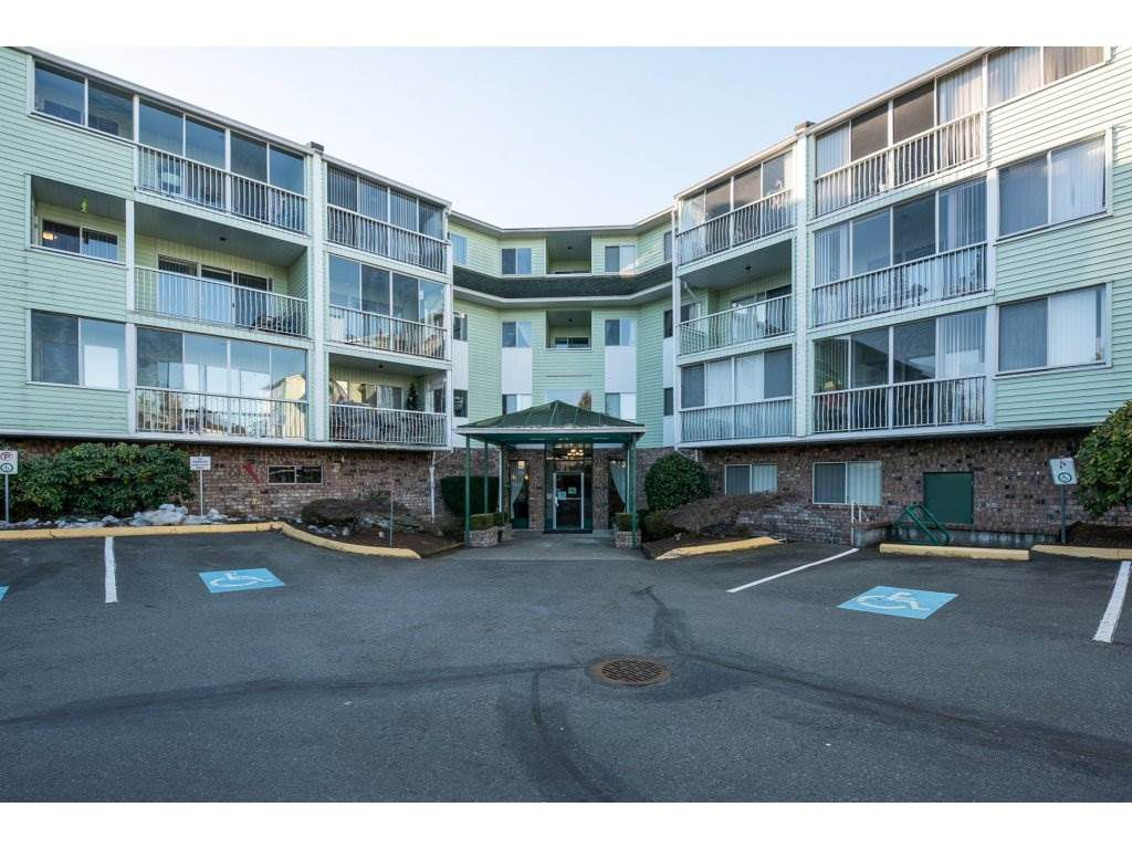 "Main Photo: 114 31850 UNION Street in Abbotsford: Abbotsford West Condo for sale in ""Fernwood Manor"" : MLS®# R2135646"