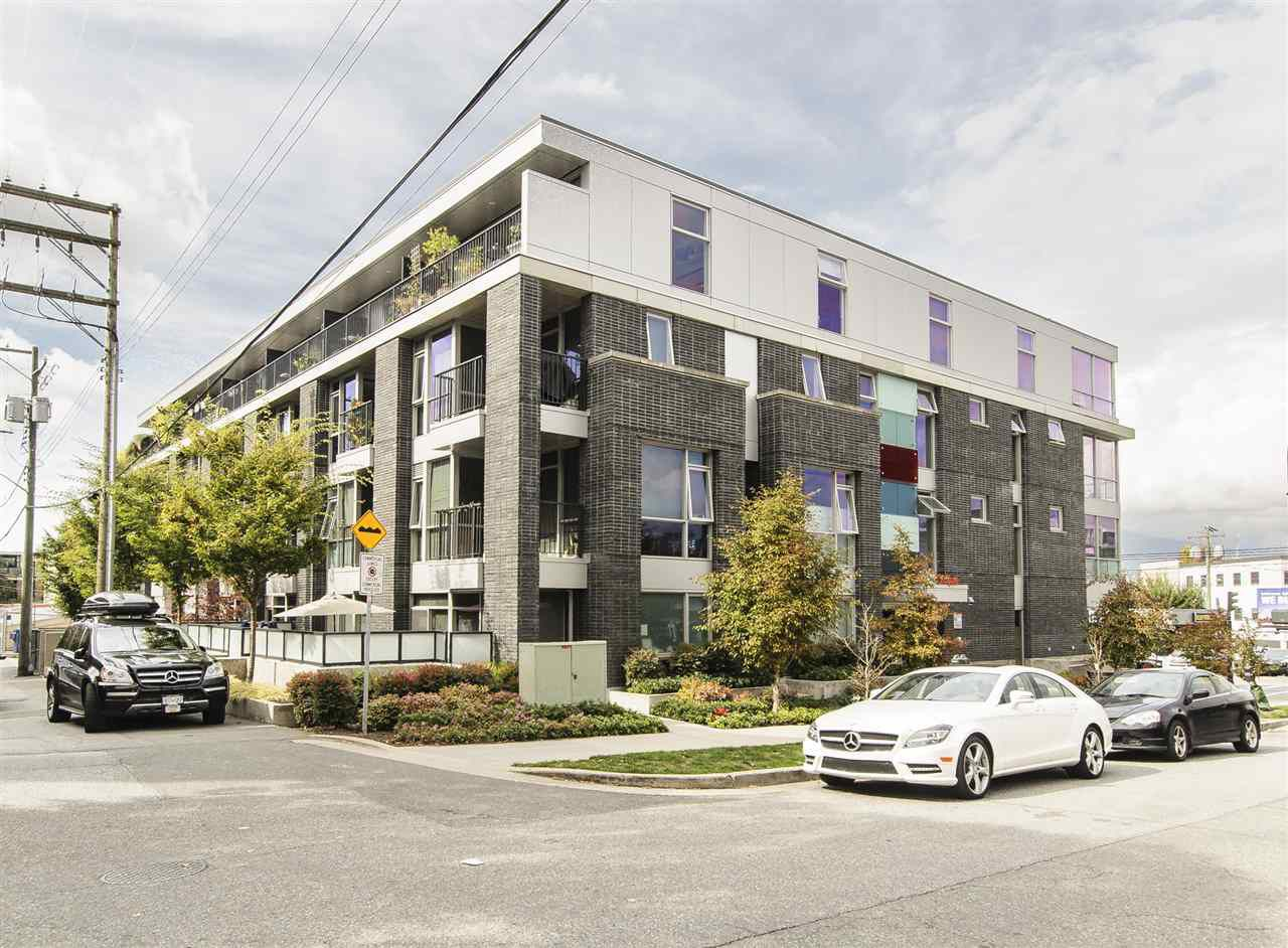 Main Photo: 303 2511 QUEBEC STREET in : Mount Pleasant VE Condo for sale : MLS®# R2000506