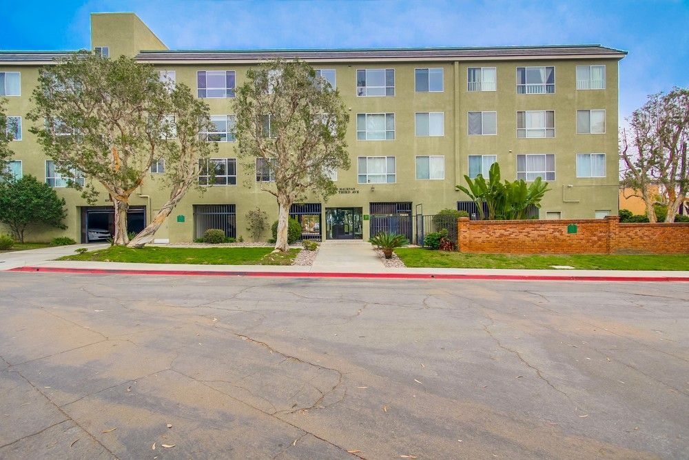 Main Photo: HILLCREST Condo for sale : 2 bedrooms : 2825 3rd AVENUE #408 in San Diego
