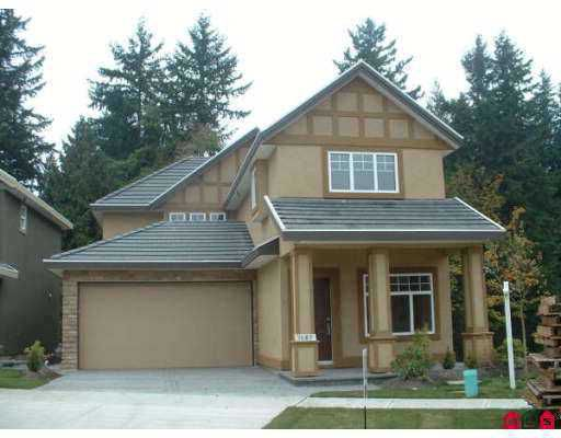 """Main Photo: 3487 147A Street in White Rock: King George Corridor House for sale in """"ELGIN BROOK ESTATES"""" (South Surrey White Rock)  : MLS®# F2627227"""