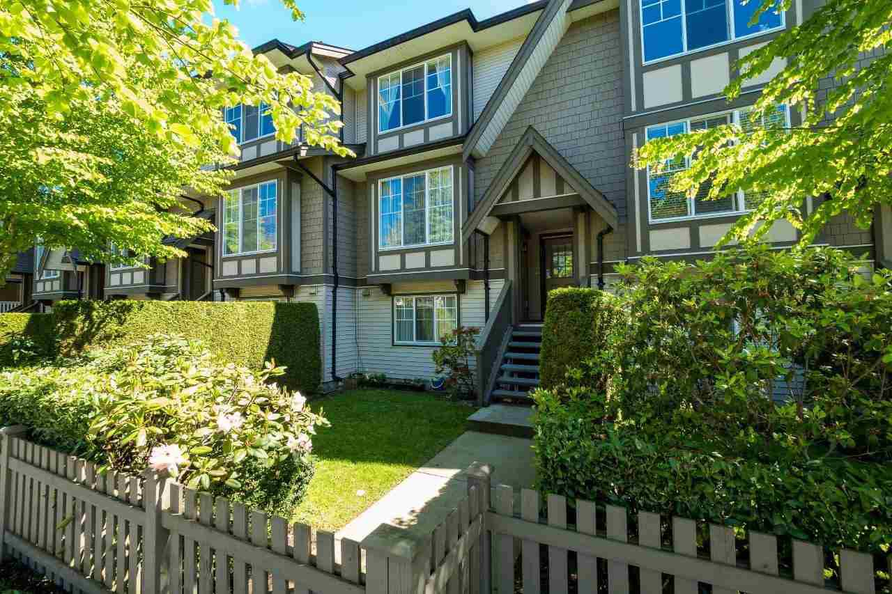 """Main Photo: 41 7233 HEATHER Street in Richmond: McLennan North Townhouse for sale in """"WELLINGTON COURT"""" : MLS®# R2163856"""