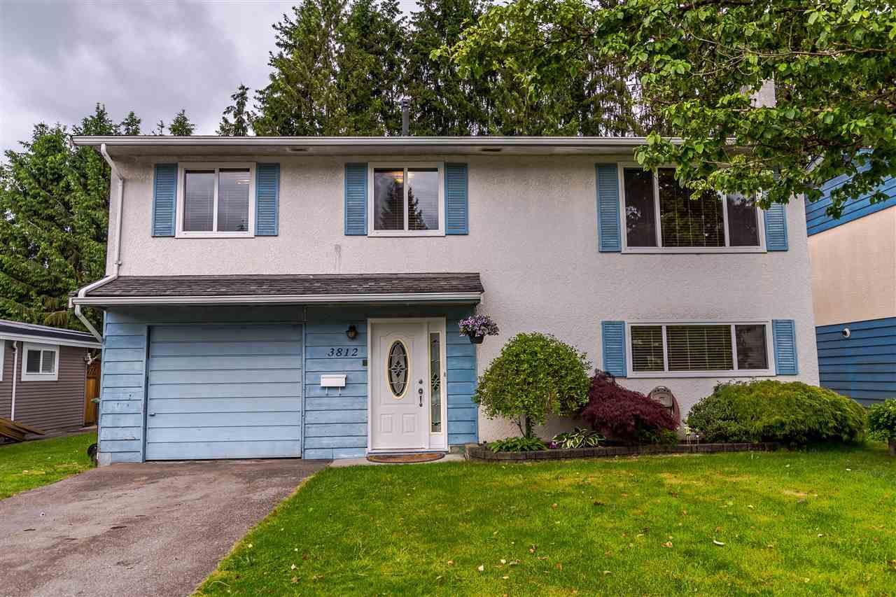 Main Photo: 3812 RICHMOND Street in Port Coquitlam: Lincoln Park PQ House for sale : MLS®# R2174162