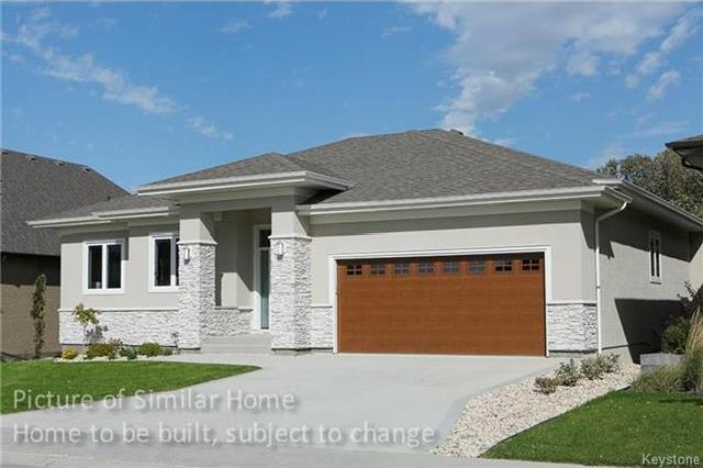 Main Photo: 67 Bankfield Crescent in Winnipeg: Bridgwater Trails Residential for sale (1R)  : MLS®# 1718734