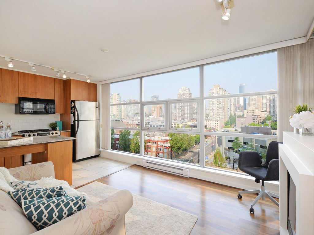 """Main Photo: 1001 989 BEATTY Street in Vancouver: Yaletown Condo for sale in """"Nova"""" (Vancouver West)  : MLS®# R2196798"""