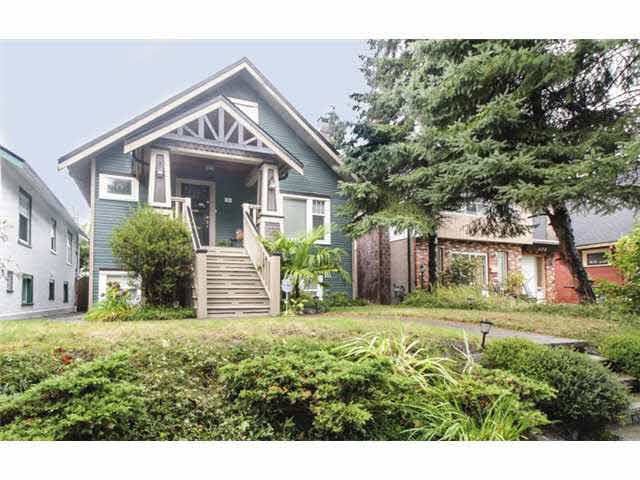 Main Photo: 183 W 20th Ave. in Vancouver: Cambie House for sale (Vancouver West)  : MLS®# V1142176