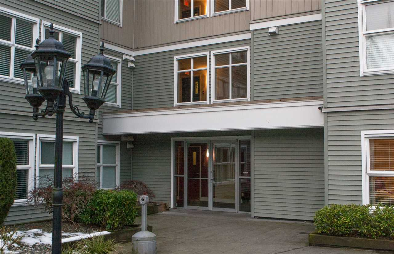 "Main Photo: 101 33255 OLD YALE Road in Abbotsford: Central Abbotsford Condo for sale in ""Brixton"" : MLS®# R2230164"