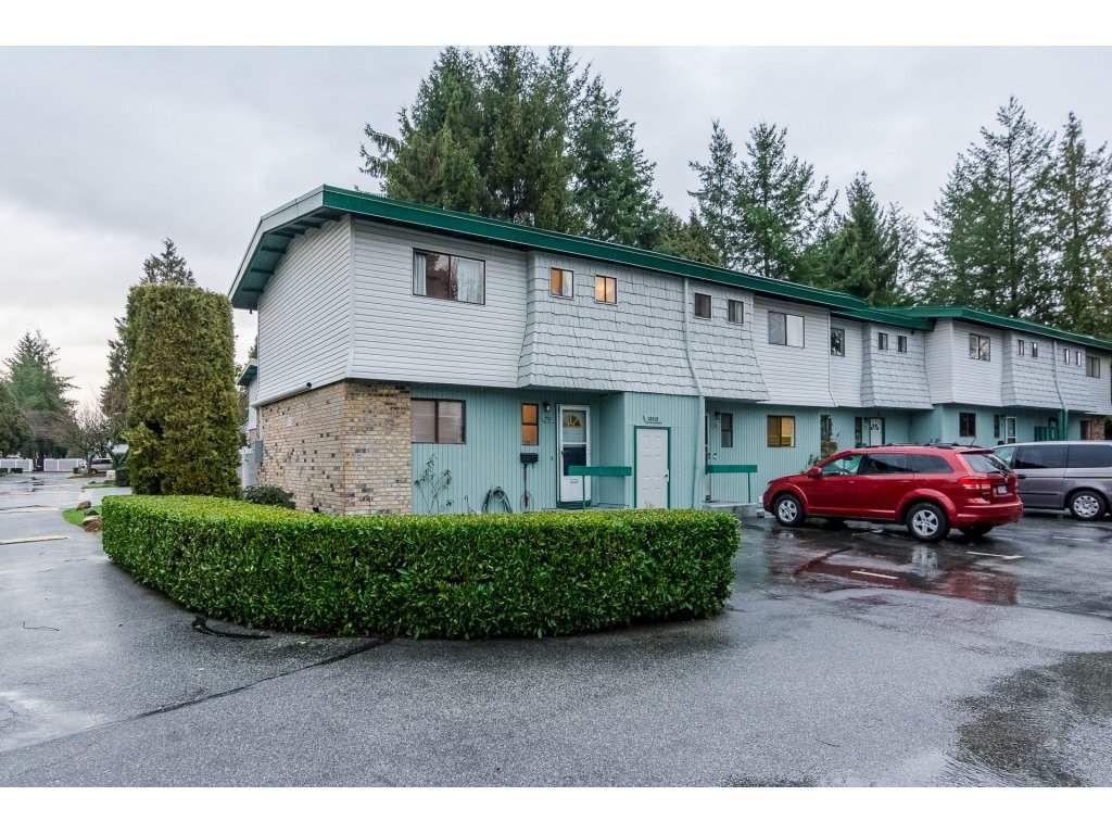 "Main Photo: 79 10818 152 Street in Surrey: Bolivar Heights Townhouse for sale in ""Woodbridge"" (North Surrey)  : MLS®# R2234135"