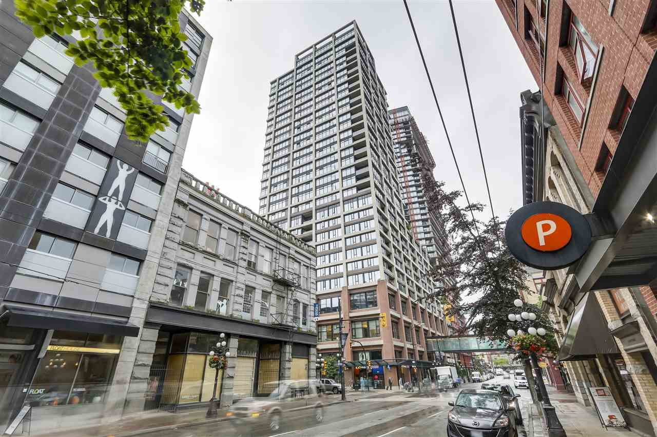"Main Photo: 1904 108 W CORDOVA Street in Vancouver: Downtown VW Condo for sale in ""WOODWARDS"" (Vancouver West)  : MLS®# R2283214"