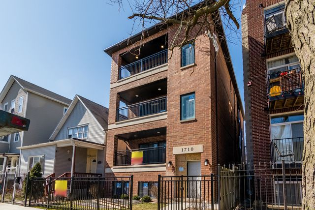 Main Photo: 1710 Albany Avenue Unit 2 in CHICAGO: CHI - Humboldt Park Condo, Co-op, Townhome for sale ()  : MLS®# 10056308