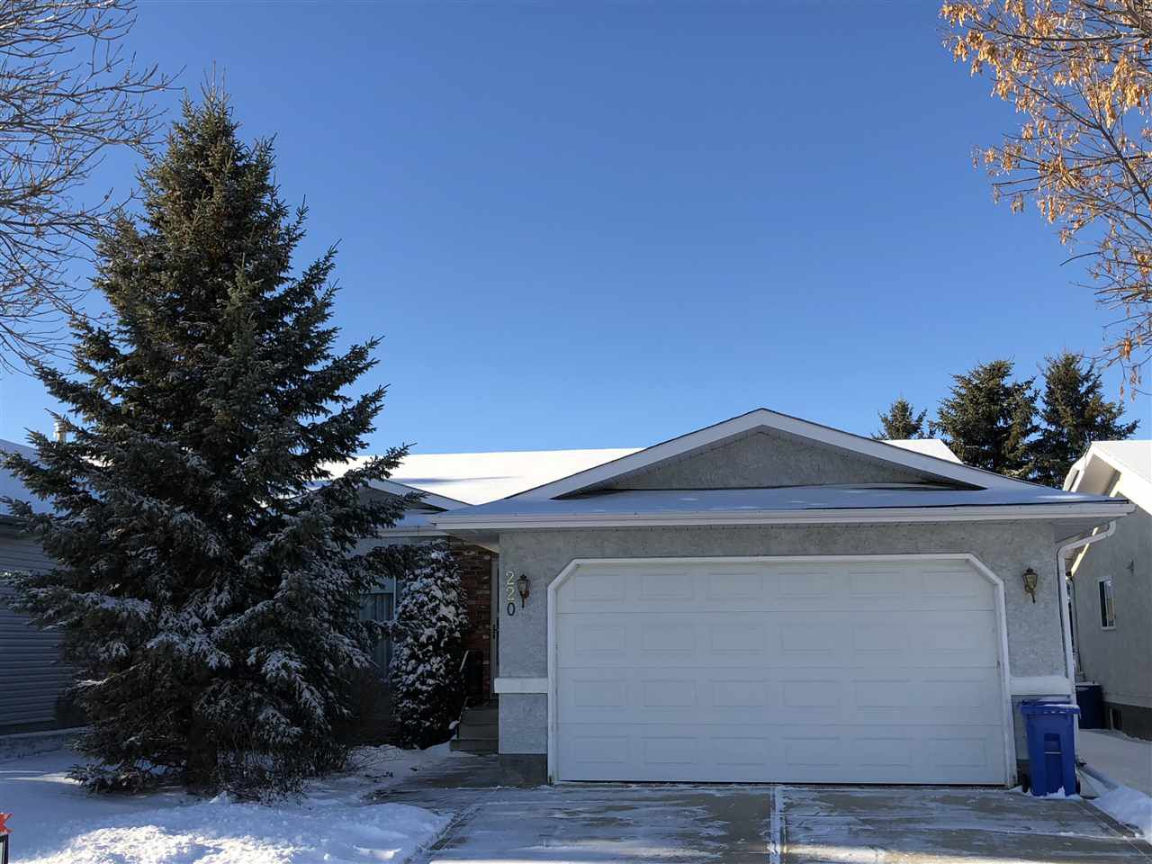 Main Photo: 220 Parkside Drive: Wetaskiwin House for sale : MLS®# E4134713