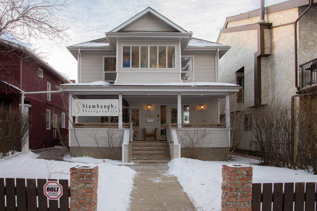 Main Photo: 10340 121 Street in Edmonton: Zone 12 Office for sale : MLS®# E4140960