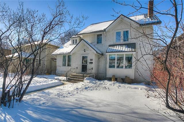 Main Photo: 171 Brock Street in Winnipeg: River Heights North Single Family Detached for sale (1C)  : MLS®# 1901595