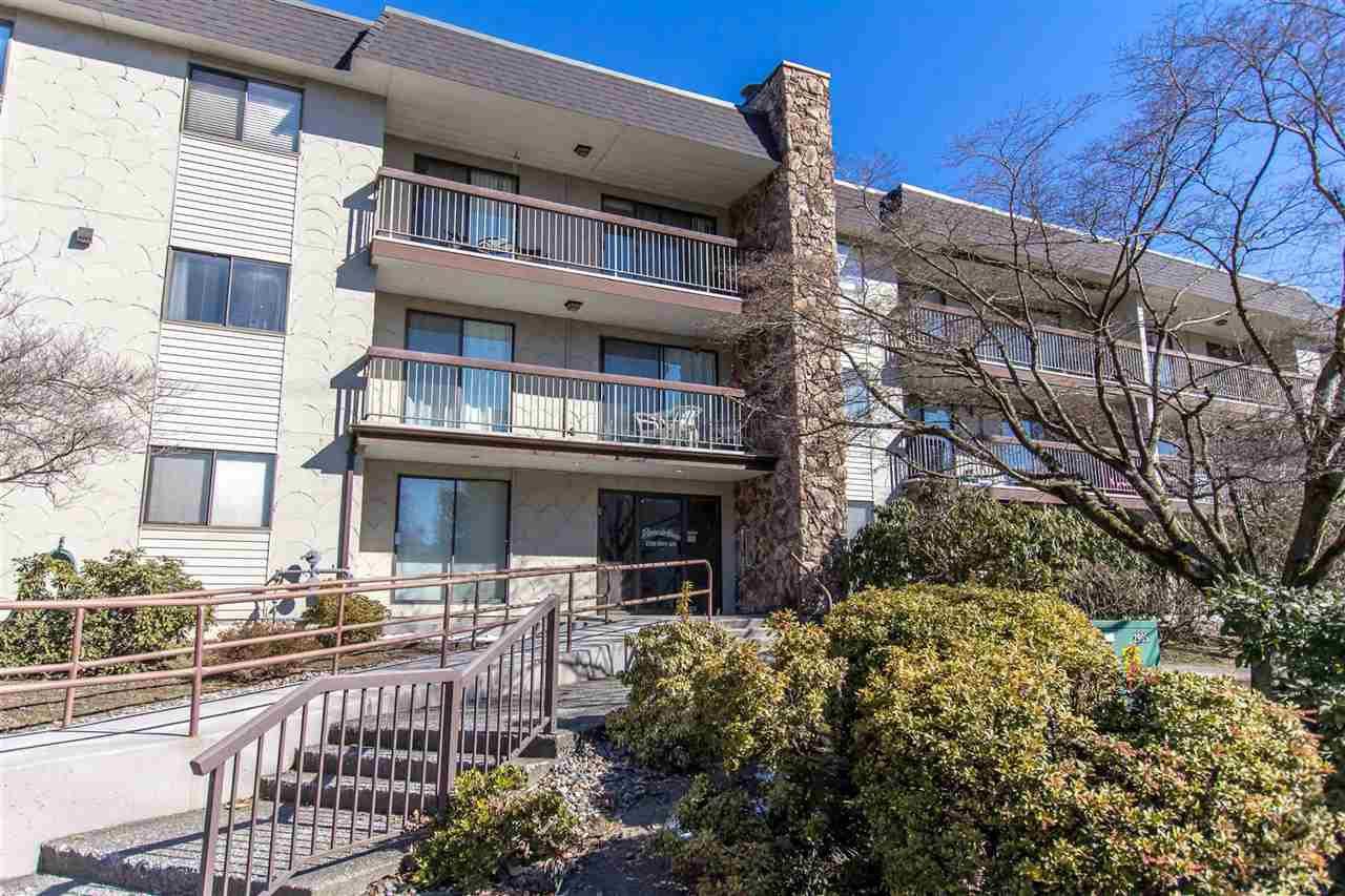 "Main Photo: 306 2381 BURY Avenue in Port Coquitlam: Central Pt Coquitlam Condo for sale in ""RIVERSIDE MANOR"" : MLS®# R2344938"