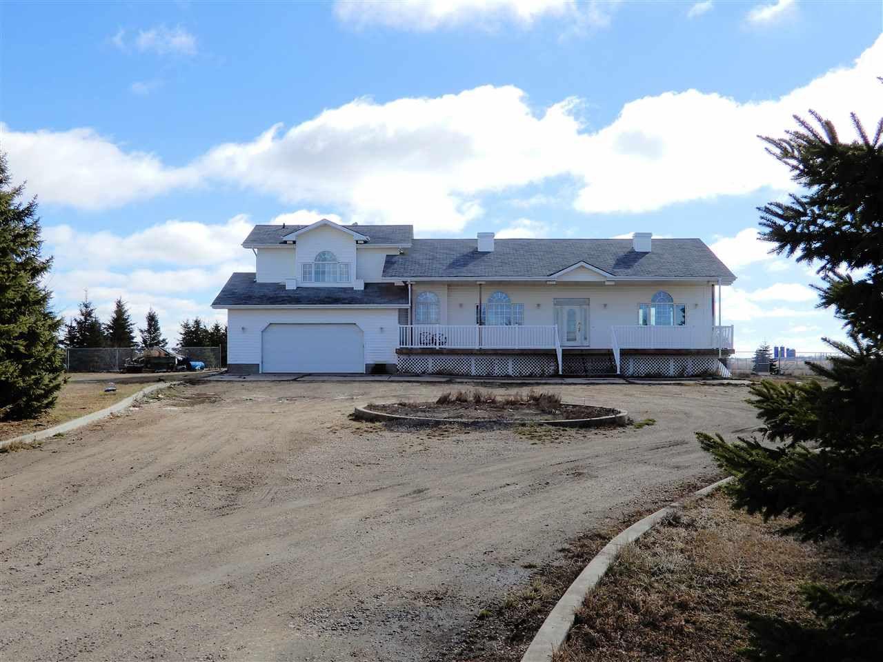 Main Photo: 54315 Range Road 261: Rural Sturgeon County House for sale : MLS®# E4147048