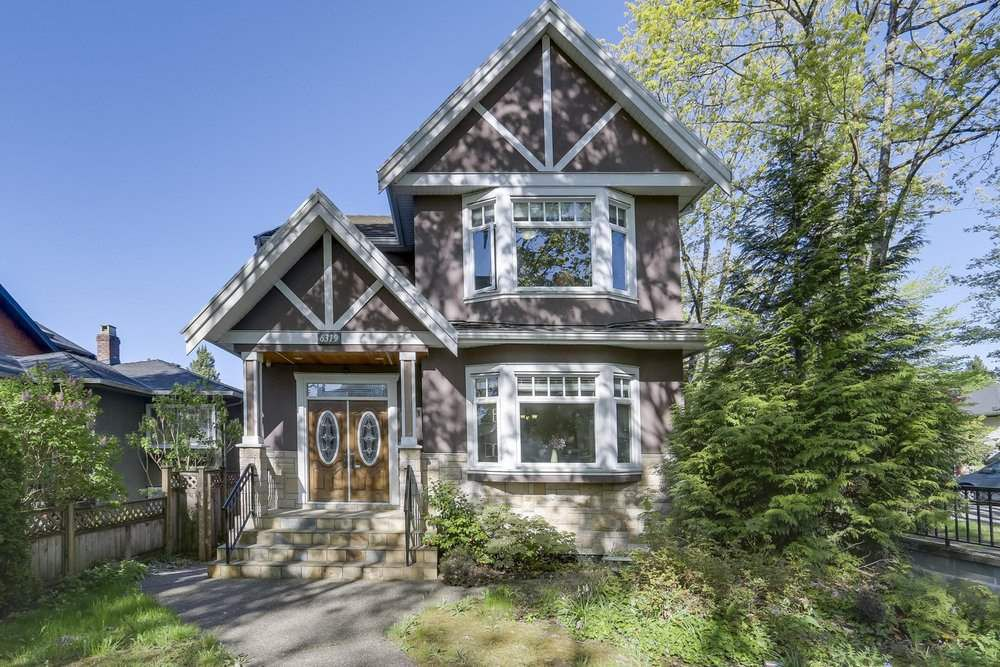 Main Photo: 6319 YEW Street in Vancouver: Kerrisdale House for sale (Vancouver West)  : MLS®# R2348779