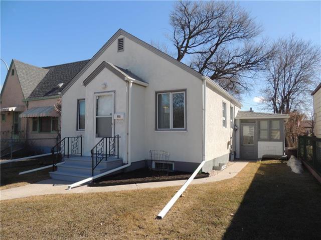 Main Photo: 115 Henderson Highway in Winnipeg: Residential for sale (3A)  : MLS®# 1907978