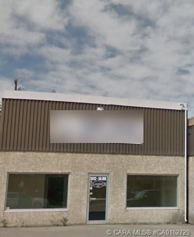Main Photo: 5912 54 Avenue in Red Deer: RR Riverside Meadows Commercial for sale : MLS®# CA0162729