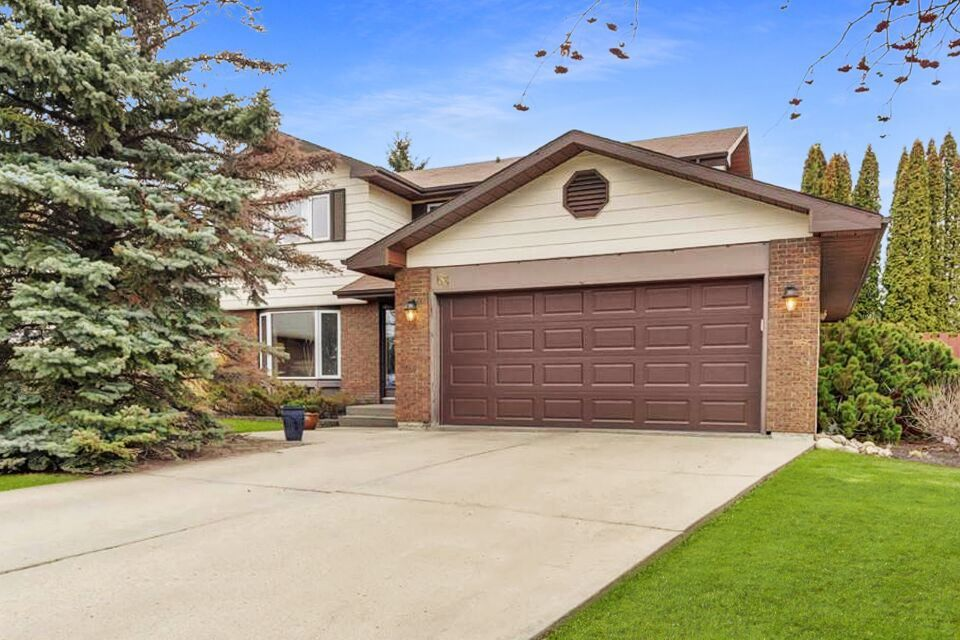 Main Photo: 63 GARIEPY Crescent in Edmonton: Zone 20 House for sale : MLS®# E4153401