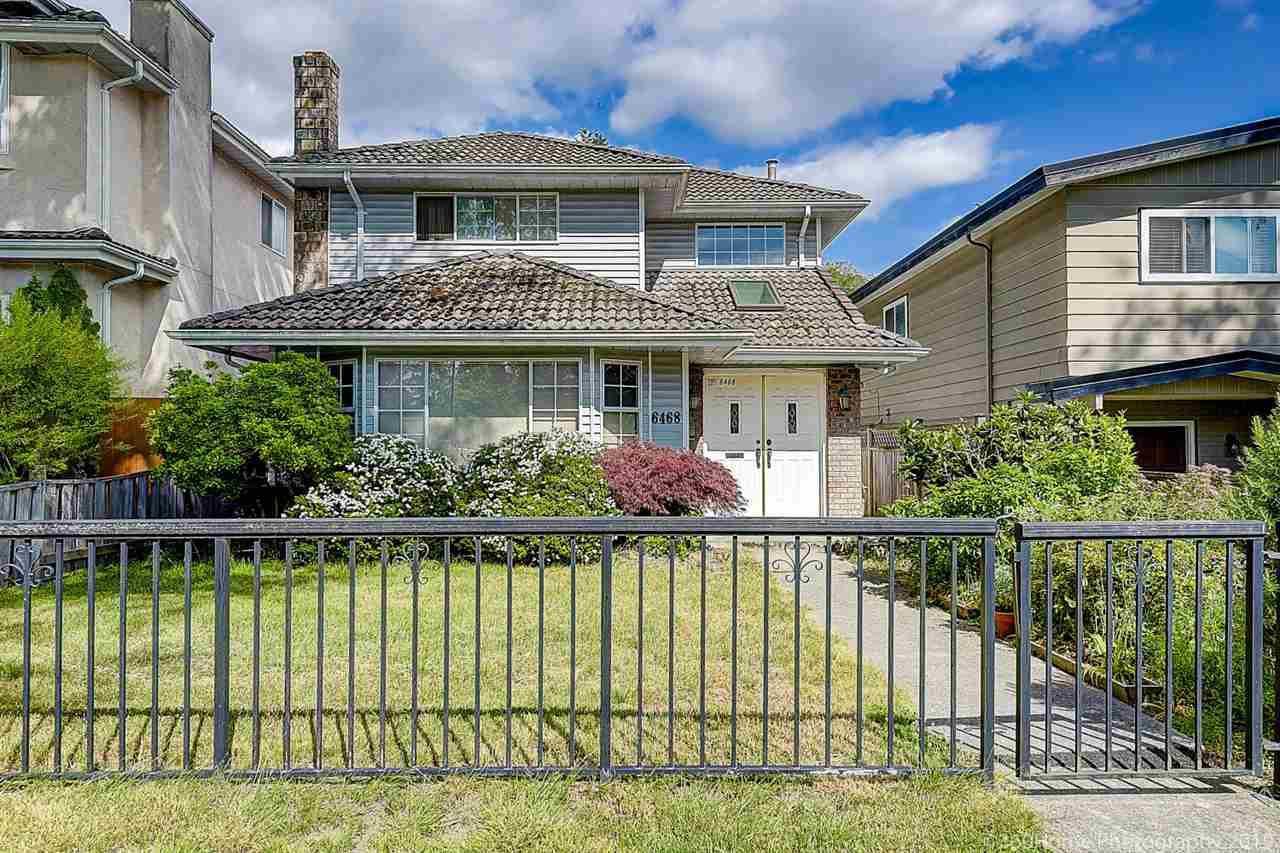 Main Photo: 6468 LABURNUM Street in Vancouver: Kerrisdale House for sale (Vancouver West)  : MLS®# R2382015